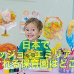 レッジョ・エミリアの保育園!日本ではどこの保育園でやってるの?